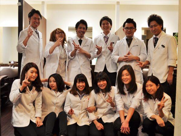 理念は「日本一愛し、愛される理容室」