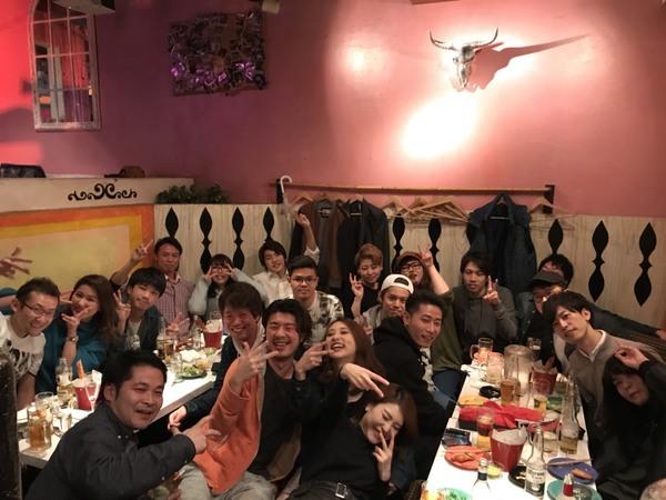 新入生歓迎会〜!