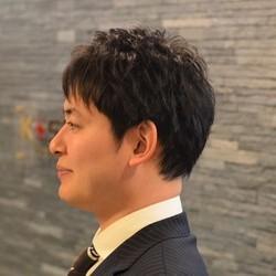 フロント縮毛矯正のサムネイル